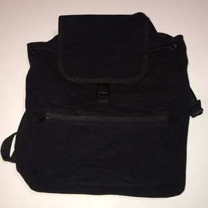 Urban Outfitters Black Backpack